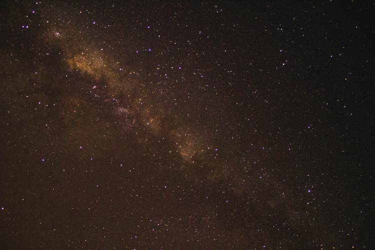 milky way at bordemundo
