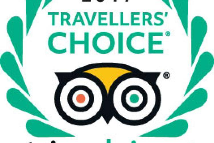 Travelers choice awards